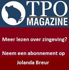Abonnement TPO-kanaal Jolanda Breur