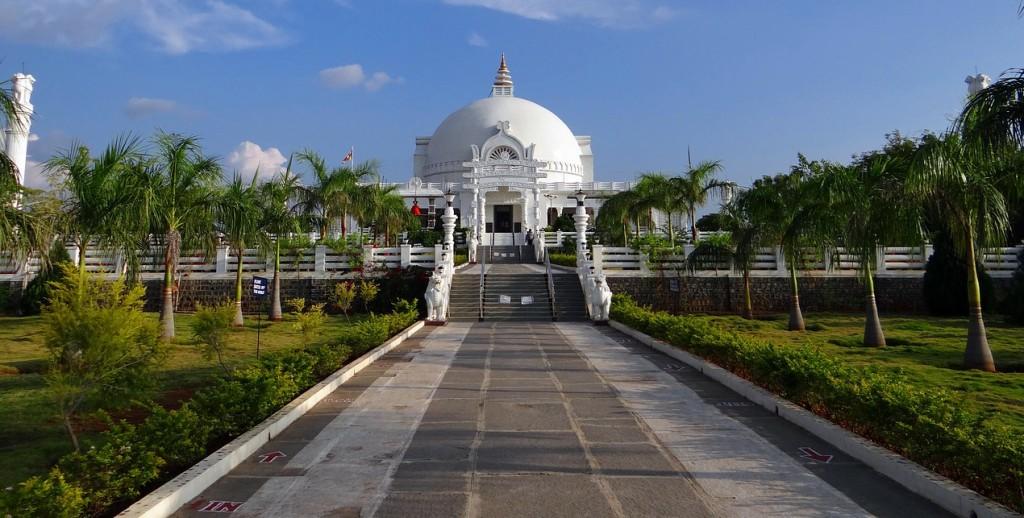 Boeddha Vihar, India