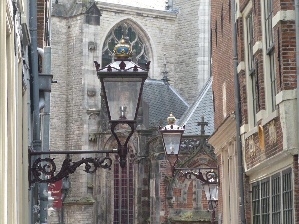 Kerk in steeg